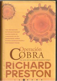 Libro OPERACION COBRA