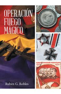 Libro OPERACION FUEGO MAGICO