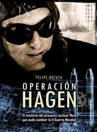 Libro OPERACION HAGEN