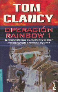 Libro OPERACION RAINBOW 1