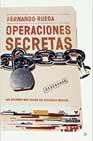 Libro OPERACIONES SECRETAS