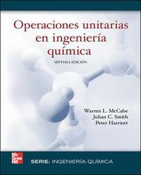 Libro OPERACIONES UNITARIAS EN INGENIERIA QUIMICA