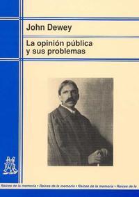 Libro OPINION PUBLICA Y SUS PROBLEMAS