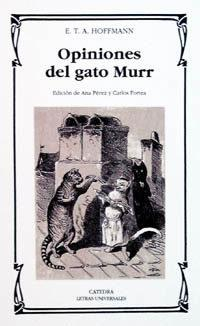 Libro OPINIONES DEL GATO MURR