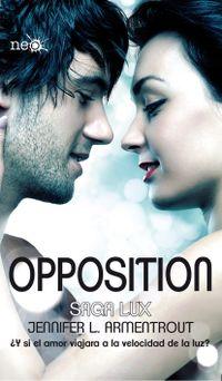 Libro OPPOSITION: SAGA LUX 5
