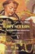 Libro OPUSCULOS Y CUESTIONES SELECTAS V: EDICION BILINGÜE. TEOLOGIA