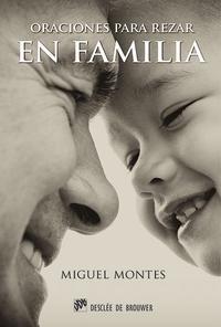Libro ORACIONES PARA REZAR EN FAMILIA