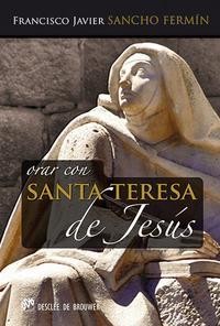 Libro ORAR CON SANTA TERESA DE JESUS