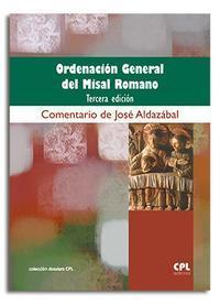 Libro ORDENACION GENERAL DEL MISAL ROMANO