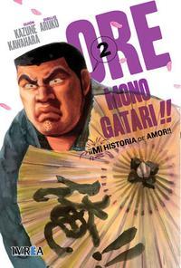 Libro ORE MONGATARI!! MI HISTORIA DE AMOR Nº 2