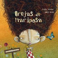 Libro OREJAS DE MARIPOSA