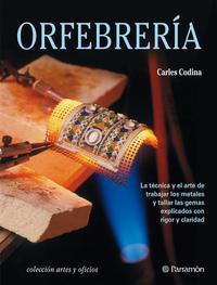 Libro ORFEBRERIA