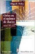 Libro ORFEO EN EL QUIOSCO DE DIARIOS
