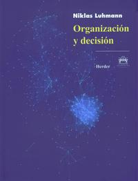 Libro ORGANIZACION Y DECISION
