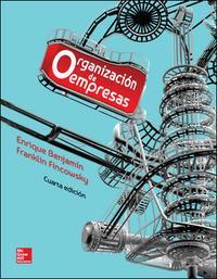 Libro ORGANIZACIÓN DE EMPRESAS