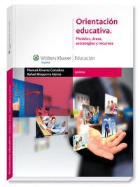 Libro ORIENTACION EDUCATIVA