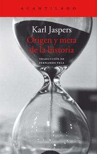 Libro ORIGEN Y META DE LA HISTORIA