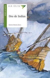 Libro ORO DE INDIAS