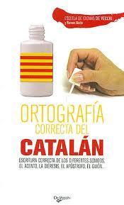 Libro ORTOGRAFIA CORRECTA DEL CATALAN
