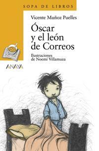 Libro OSCAR Y EL LEON DE CORREOS