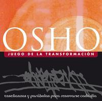 Libro OSHO: JUEGO DE LA TRANSFORMACION