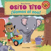 Libro OSITO TITO. ¡VAMOS AL ZOO!