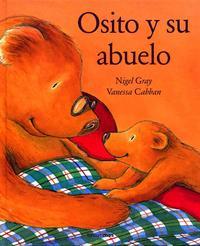 Libro OSITO Y SU ABUELO