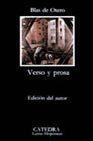 Libro OTERO: VERSO Y PROSA