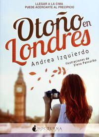 Libro OTOÑO EN LONDRES