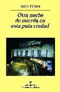 Libro OTRA NOCHE DE MIERDA EN ESTA PUTA CIUDAD