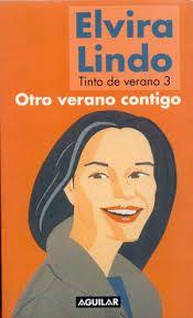 Libro OTRO VERANO CONTIGO. TINTO DE VERANO 3