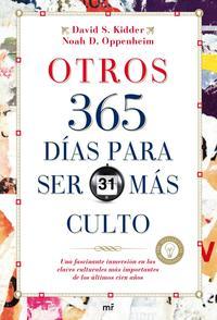 Libro OTROS 365 DIAS PARA SER MAS CULTO