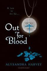 Libro OUT FOR BLOOD