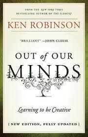 Libro OUT OF OUR MINDS: LEARNING TO BE CREATIVE