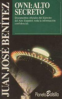 Libro OVNI: ALTO SECRETO