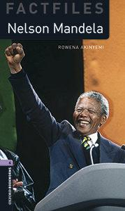 Libro OXFORD BOOKWORMS FACTFILES 4. NELSON MANDELA
