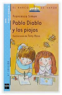 Libro PABLO DIABLO Y LOS PIOJOS