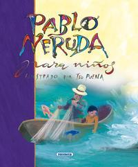 Libro PABLO NERUDA PARA NIÑOS