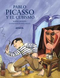 Libro PABLO PICASSO Y EL CUBISMO