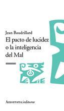 Libro PACTO DE LUCIDEZ O LA INTELIGENCIA DEL MAL