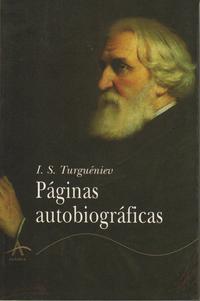 Libro PAGINAS AUTOBIOGRAFICAS
