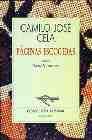 Libro PAGINAS ESCOGIDAS: