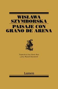 Libro PAISAJE CON GRANO DE ARENA