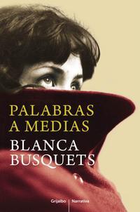 Libro PALABRAS A MEDIAS