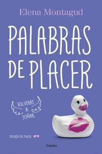 Libro PALABRAS DE PLACER