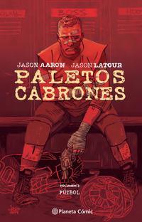 Libro PALETOS CABRONES Nº 02