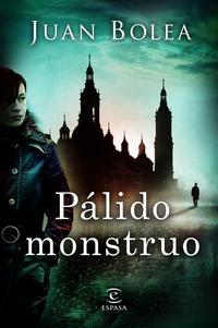 Libro PALIDO MONSTRUO