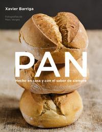 Libro PAN: HECHO EN CASA Y CON EL SABOR DE SIEMPRE