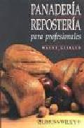 Libro PANADERIA Y REPOSTERIA PARA PROFESIONALES