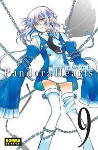 Libro PANDORA HEARTS 09
